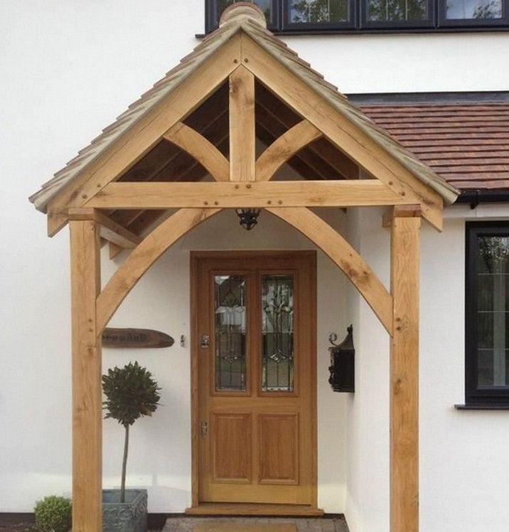 Front Door Overhang Design Plans