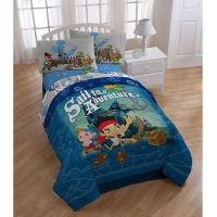 Jake and Neverland Bedding