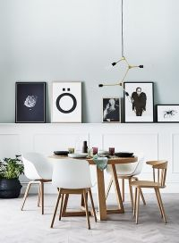25+ best ideas about Mismatched dining chairs on Pinterest ...