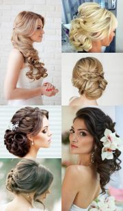 classy and elegant wedding hairstyles