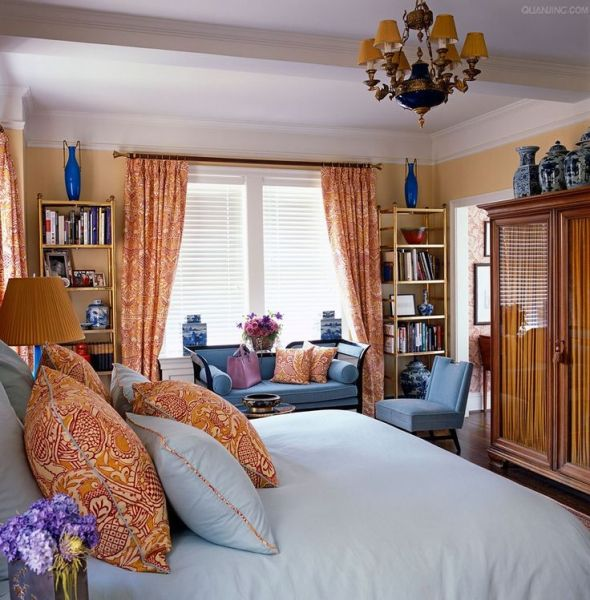 purple and yellow master bedroom ideas 106 best Complementary Colors: blue-orange/purple-yellow/green-red or pink images on Pinterest