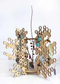 jewelry holder for rings bracelets earrings necklace ...
