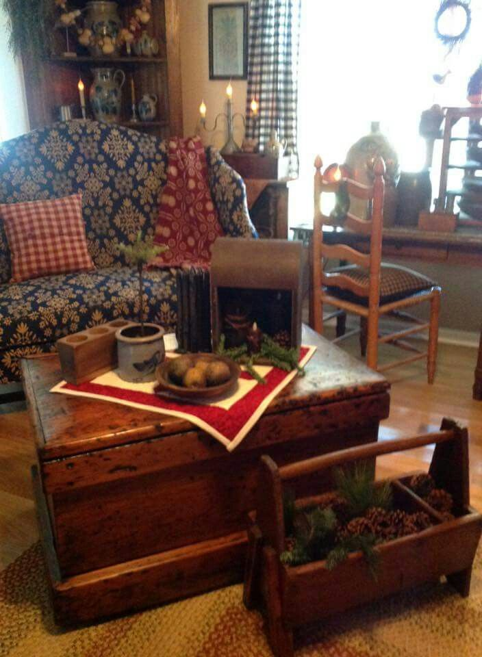 1000 images about primitive decorating ideas on Pinterest  Dry sink Primitive living room and