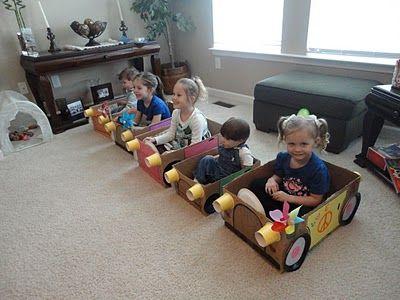 25 Best Ideas About Cardboard Box Cars On Pinterest