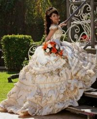 Only best 25+ ideas about Mexican Quinceanera Dresses on