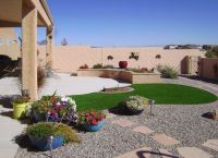 Arizona Backyard Landscape Ideas. Latest This Would Work ...