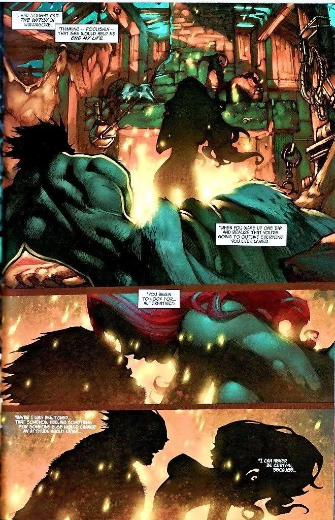 Ultimates 3 By Joe Madureira Magda And Wolverine Joe