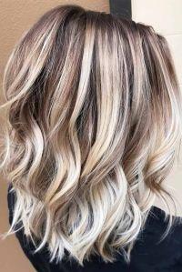 De 20+ bedste ider inden for Blonde hair colors p ...