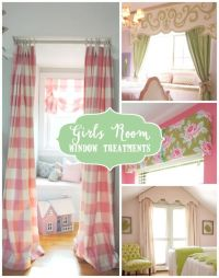 25+ Best Ideas about Kids Window Treatments on Pinterest