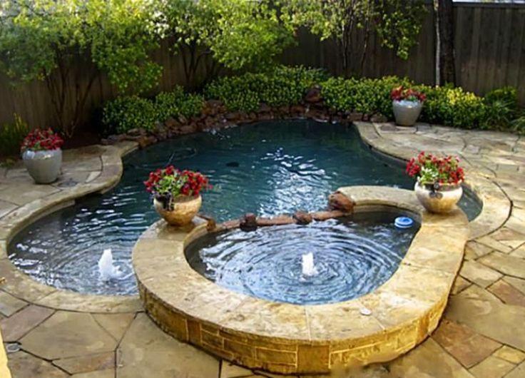 Best 25 Small backyard pools ideas on Pinterest