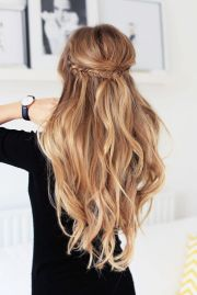 ideas bohemian hairstyles