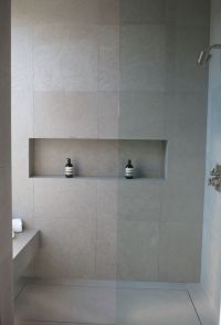 30 Awesome Recessed Shelves Bathroom Wall | eyagci.com
