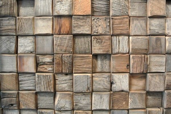 Reclaimed Timber Tiles Each Tile Is Coated In A Low VOC