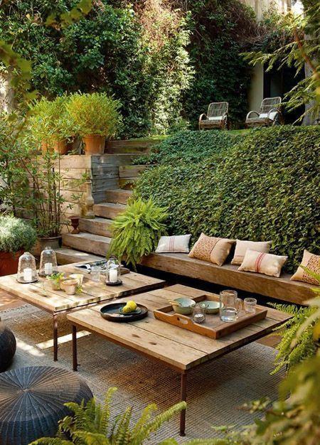 25 Best Ideas About Sloped Backyard On Pinterest Sloping
