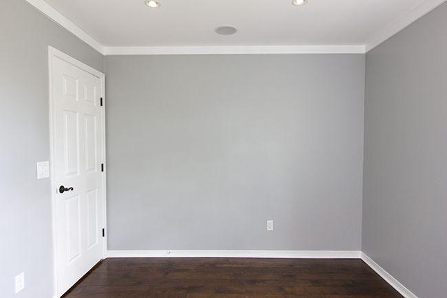 New Master Paint Trim Amp Plank Wall Plank Walls Blog