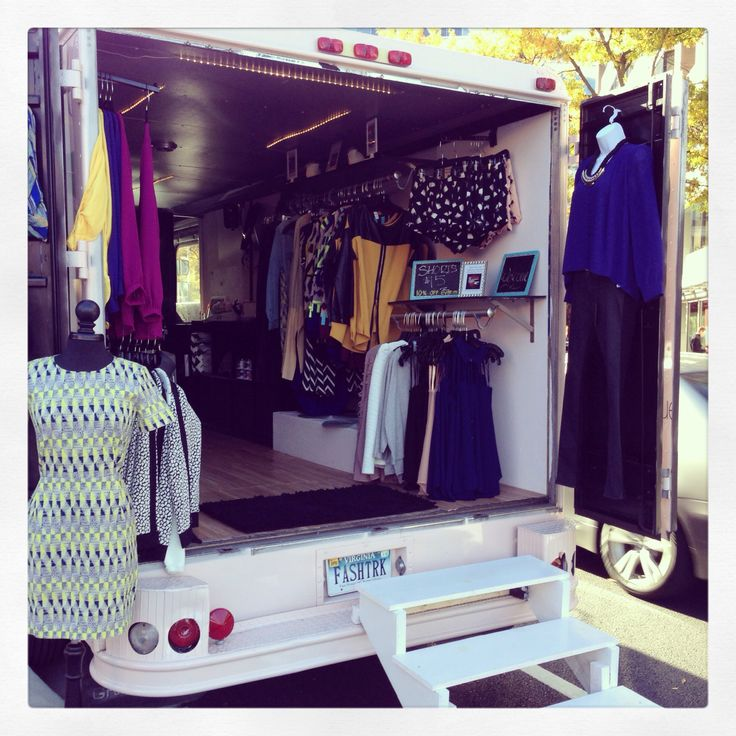 Street Boutique Fashion Truck wwwshopstreetboutiquecom Washington DC Fashion truck