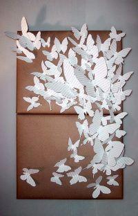 25+ best ideas about Paper Wall Art on Pinterest   Toilet ...