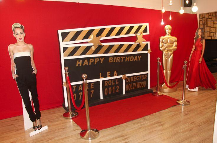 Hollywood Birthday Glam Famous Celebrity Hollywood
