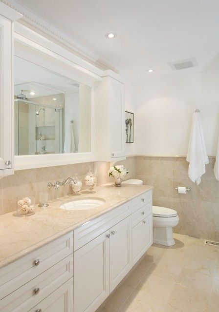 25+ best ideas about Beige bathroom on Pinterest