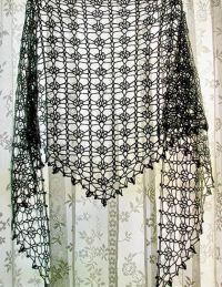 25+ best ideas about Crochet shawl on Pinterest | Crochet ...