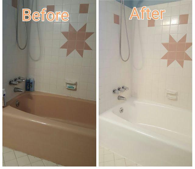 Best 20 Painting Bathtub ideas on Pinterest  Bath