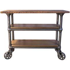 Kitchen Carts Target Stainless Steel Appliance Set Top 25+ Best Metal Cart Ideas On Pinterest   Rolling ...