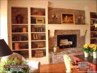 25+ Best Ideas about Brick Fireplace Wall on Pinterest ...