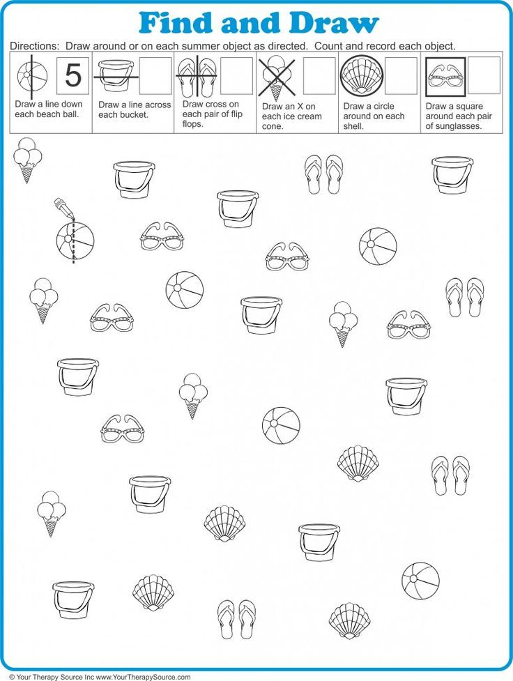 1000+ images about Visual Perceptual Activities on