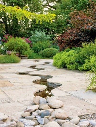 patio stream cool repinned