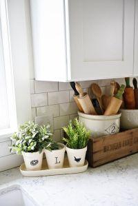 Best 25+ Farmhouse kitchen decor ideas on Pinterest