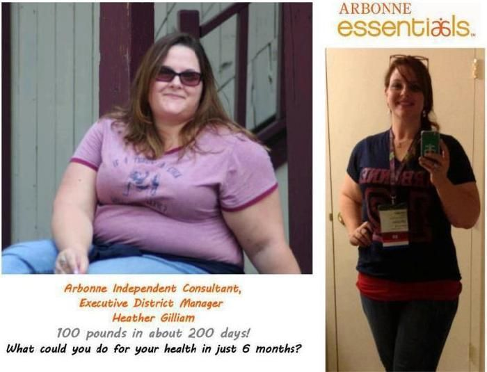 arbonne protein shake before after