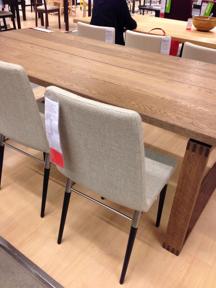 Morbylanga Dining Table From Ikea 699 Ideas For The