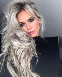 Best 20+ Silver blonde hair ideas on Pinterest