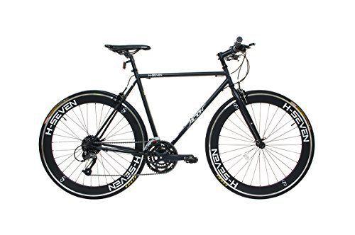 Alton H-seven / Hybrid Bike / 700C / 27-Speed / DP-780