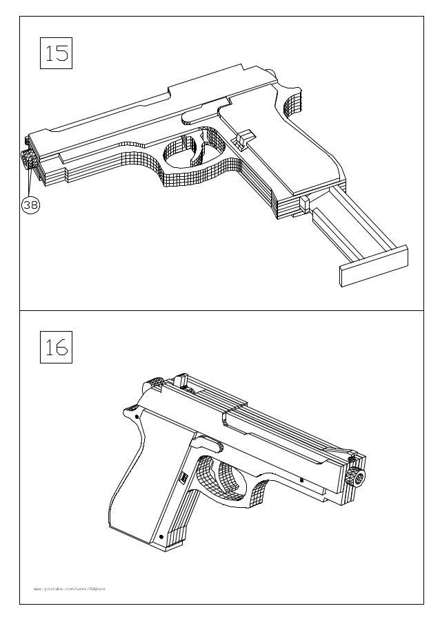 Best 25+ Rubber band gun ideas on Pinterest