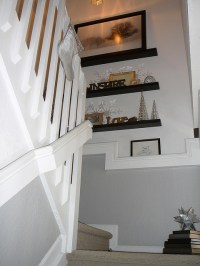 FOCAL POINT :::: DECK THE HALLS & STAIRWAY WALLS! | decor ...