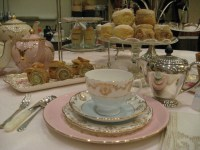 "Tea Table Setting | ""I'd Like a Spot of Tea, Please ..."