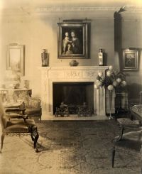 1920s Living Room | in living room at Glenallen (1915-1945 ...
