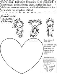 1000+ images about Jesus Loves the Little Children on