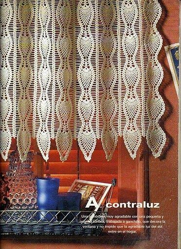 Best 25 Crochet curtains ideas only on Pinterest