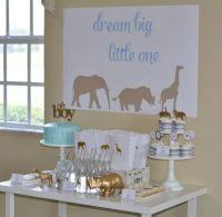 25+ best ideas about Safari baby showers on Pinterest