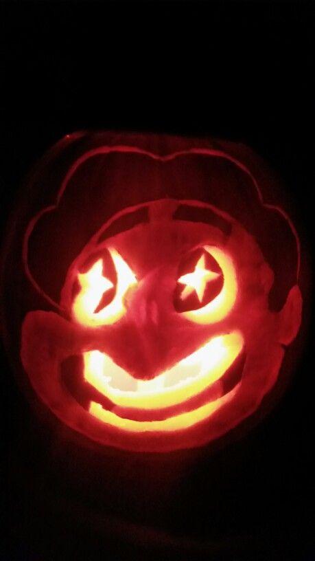 Steven Universe Pumpkin Carving Stevenuniverse