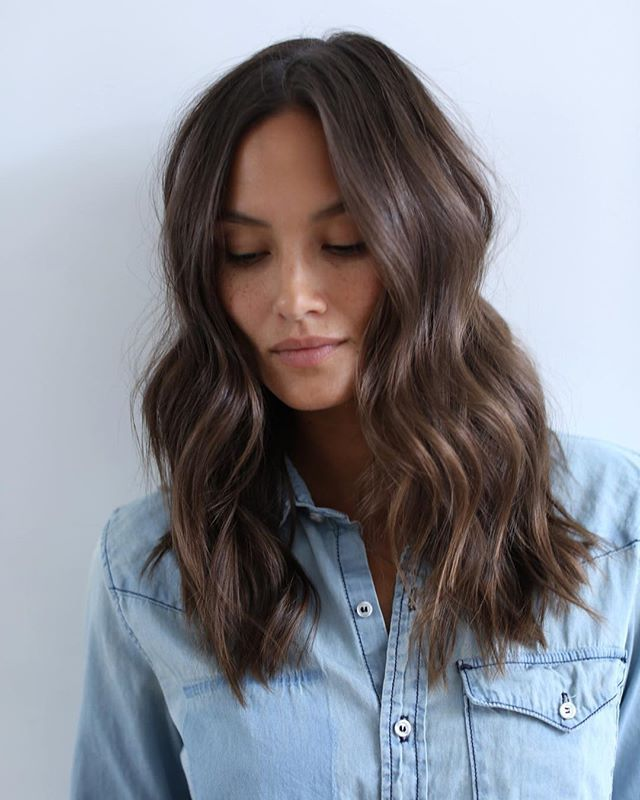 25 Best Ideas About Brown Hair Cuts On Pinterest Light Browns