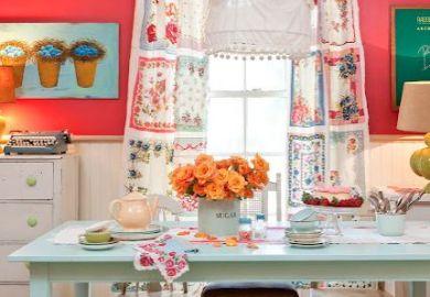 Ideas About 50s Style Kitchens On Pinterest