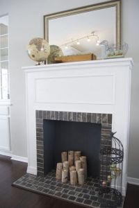 Faux Stone Fireplace Surround - WoodWorking Projects & Plans