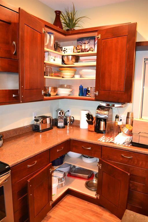 title   Corner Kitchen Cabinet Ideas