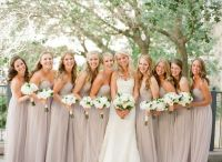 17 Best ideas about Taupe Bridesmaid on Pinterest | Dusty ...