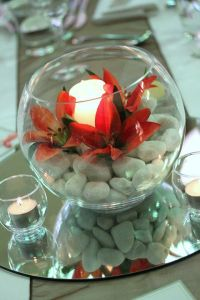 43 best images about Fishbowl Wedding Centerpieces on ...