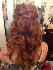 bridal hair.perfect