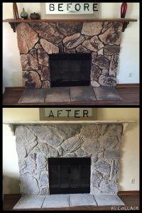 7 best images about Fireplace Redo on Pinterest   Mantels ...